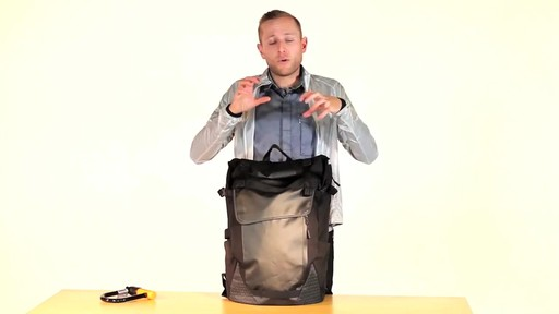 Timbuk2 Especial Tres Cycling Backpack - eBags.com - image 8 from the video