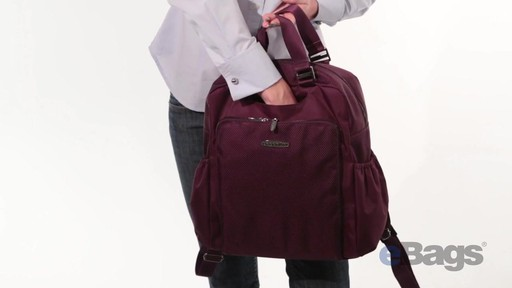 Rapport Backpack - image 3 from the video