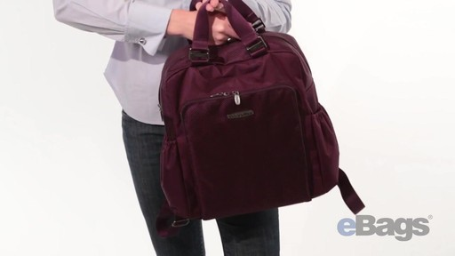Rapport Backpack - image 4 from the video
