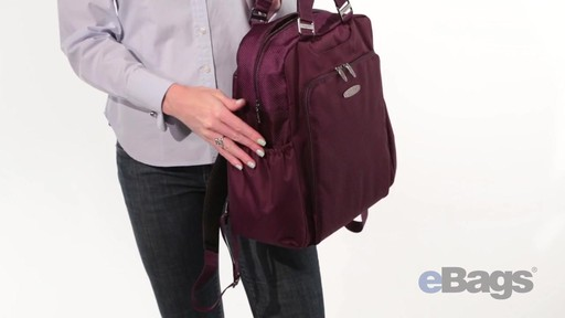 Rapport Backpack - image 5 from the video