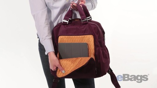 Rapport Backpack - image 6 from the video