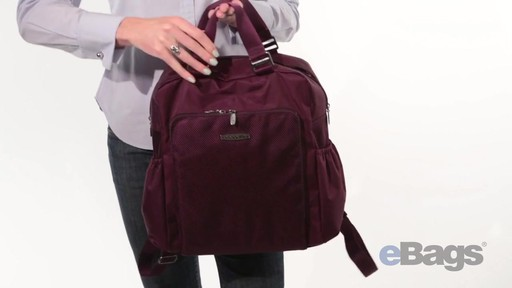 Rapport Backpack - image 9 from the video