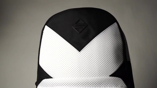 Sprayground X White Cut And Sew Backpack - Shop eBags.com - image 3 from the video