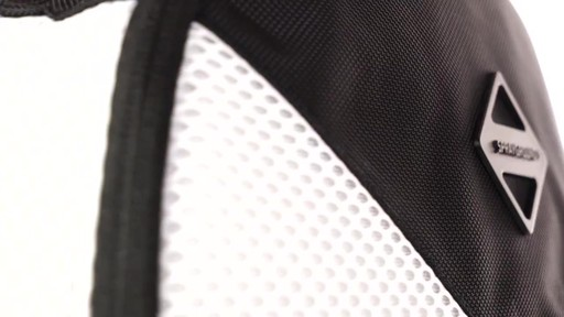 Sprayground X White Cut And Sew Backpack - Shop eBags.com - image 6 from the video