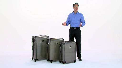 Tumi Tegra Lite Large Trip Packing Case - eBags.com - image 2 from the video