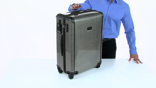 Tumi Tegra Lite Large Trip Packing Case - eBags.com - image 5 from the video