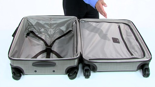 Tumi Tegra Lite Large Trip Packing Case - eBags.com - image 6 from the video
