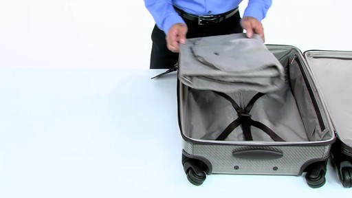 Tumi Tegra Lite Large Trip Packing Case - eBags.com - image 7 from the video