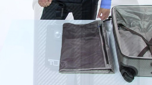 Tumi Tegra Lite Large Trip Packing Case - eBags.com - image 8 from the video