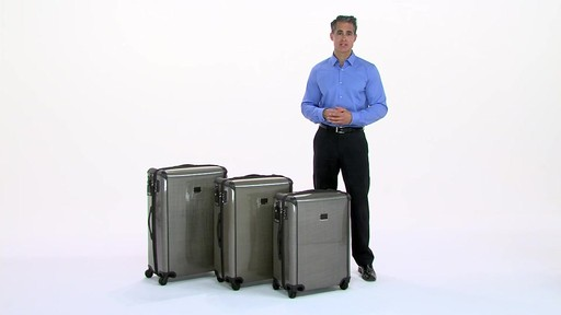 Tumi Tegra Lite Large Trip Packing Case - eBags.com - image 9 from the video