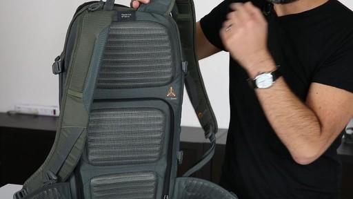 Lowepro Flipside Trek BP Camera Bag - image 2 from the video
