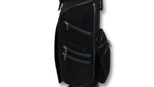 Caddy Daddy Golf Co-Pilot PRO 2 Hybrid Travel Bag - eBags.com - image 4 from the video