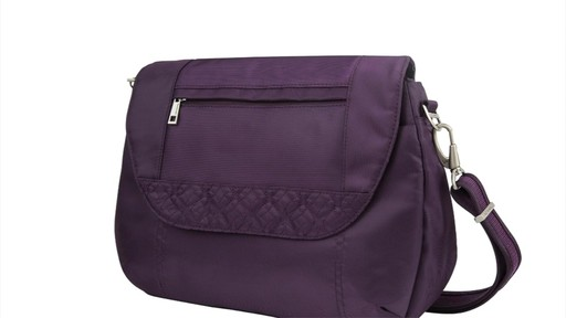Travelon Anti-Theft Signature Cross-Body Bag - eBags.com - image 2 from the video