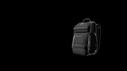 Tumi T-Pass Medium Screen Laptop Slim Brief - eBags.com - image 6 from the video