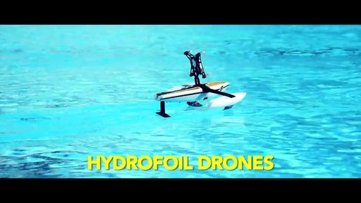 Parrot Hydrofoil Minidrone - Shop eBags.com - image 1 from the video