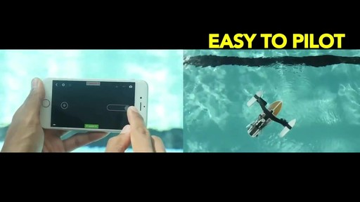 Parrot Hydrofoil Minidrone - Shop eBags.com - image 4 from the video