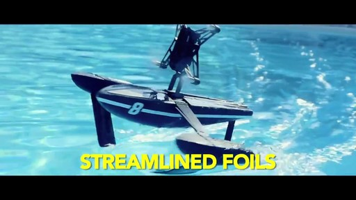 Parrot Hydrofoil Minidrone - Shop eBags.com - image 5 from the video