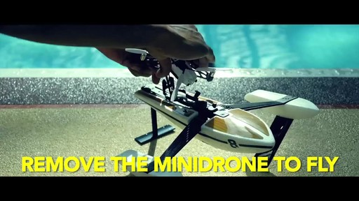 Parrot Hydrofoil Minidrone - Shop eBags.com - image 6 from the video