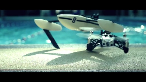 Parrot Hydrofoil Minidrone - Shop eBags.com - image 7 from the video