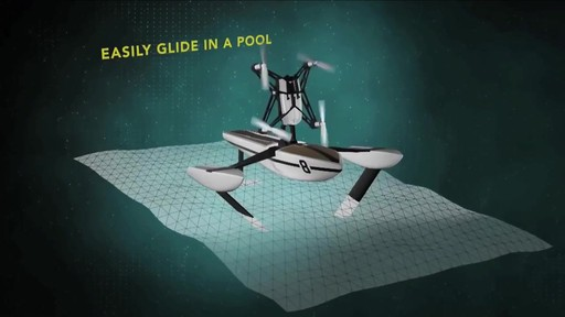Parrot Hydrofoil Minidrone - Shop eBags.com - image 8 from the video