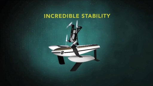 Parrot Hydrofoil Minidrone - Shop eBags.com - image 9 from the video