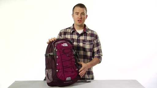 The North Face Women's Borealis Rundown - image 8 from the video