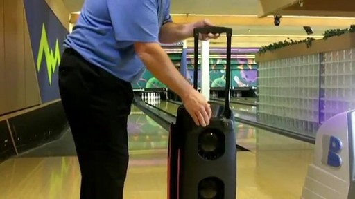KR Strikeforce Bowling Cruiser Smooth Triple Roller Bag - eBags.com - image 4 from the video