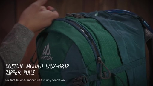 Gregory Sula Backpack Collection - image 10 from the video