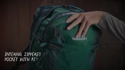Gregory Sula Backpack Collection - image 7 from the video
