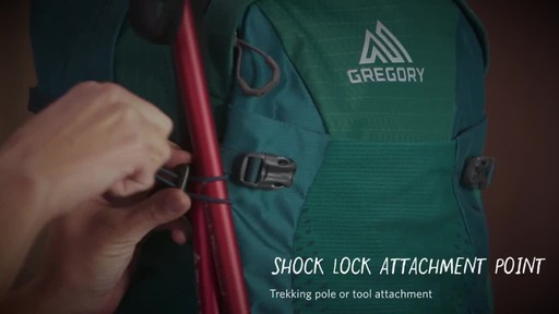 Gregory Sula Backpack Collection - image 9 from the video