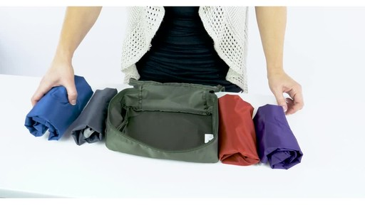 Lug Cargo 5-Piece Packing Kit - image 2 from the video