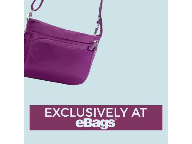 eBags Anti-Theft Crossbody - image 10 from the video