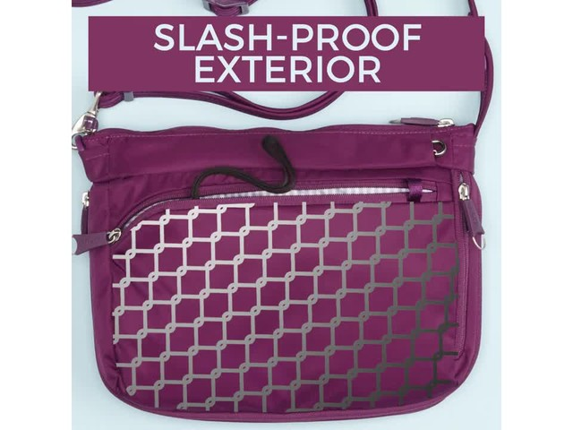 eBags Anti-Theft Crossbody - image 6 from the video