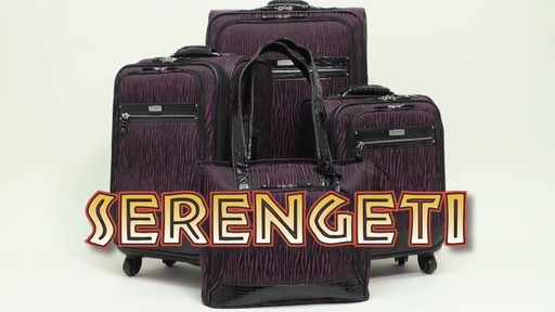 Ricardo Beverly Hills Serengeti Collection - eBags.com - image 1 from the video