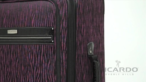 Ricardo Beverly Hills Serengeti Collection - eBags.com - image 2 from the video