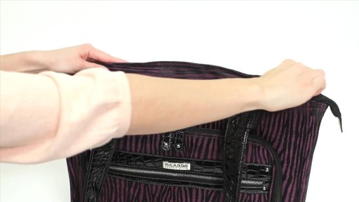 Ricardo Beverly Hills Serengeti Collection - eBags.com - image 6 from the video