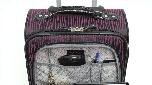 Ricardo Beverly Hills Serengeti Collection - eBags.com - image 9 from the video