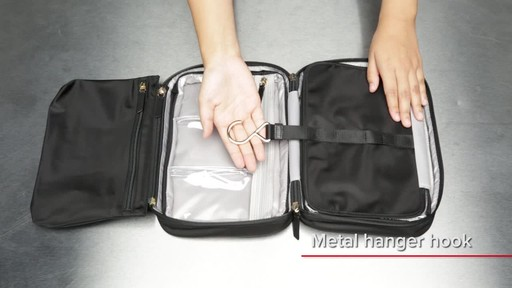 Tumi Voyageur Madina Cosmetic - image 6 from the video