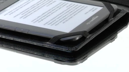 Royce Leather Case for Kindle Keyboard » eBags Video