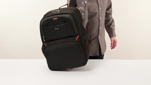 SOLO Urban Thrive Laptop Backpack - 17.3