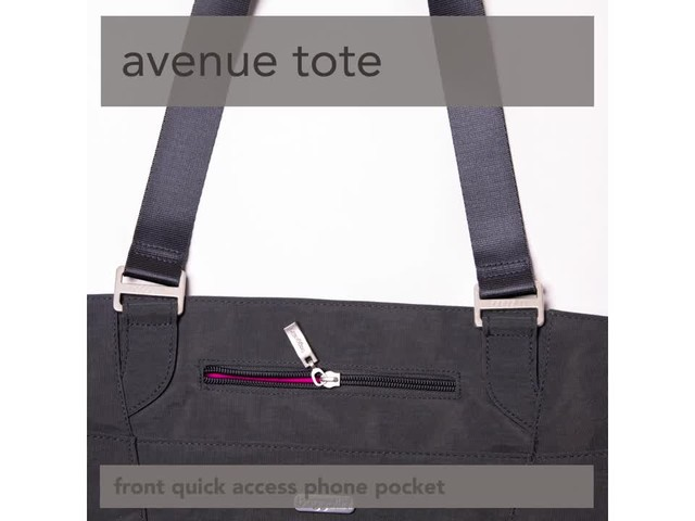 baggallini Avenue Tote - image 4 from the video