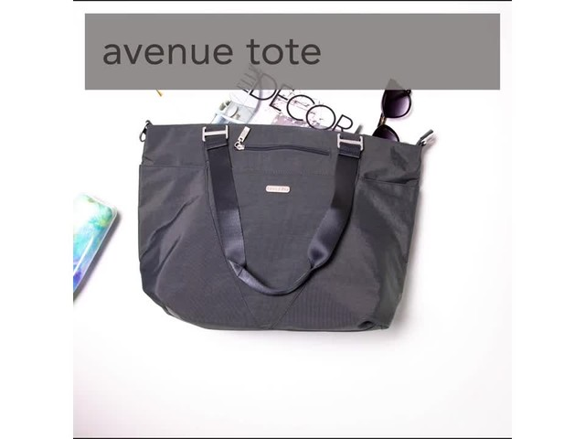 baggallini Avenue Tote - image 7 from the video