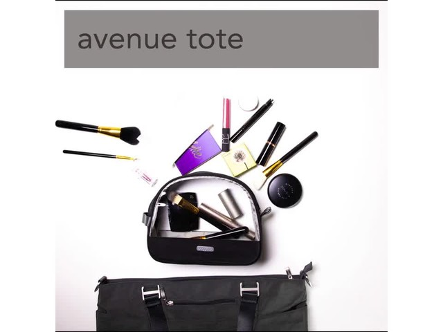 baggallini Avenue Tote - image 8 from the video