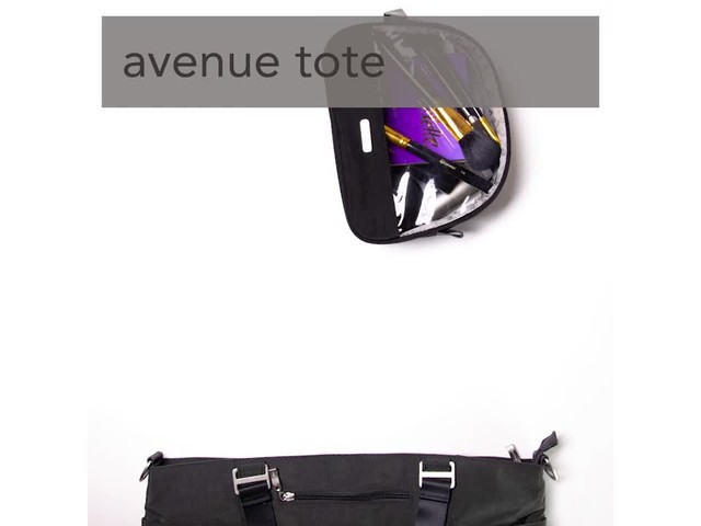 baggallini Avenue Tote - image 9 from the video