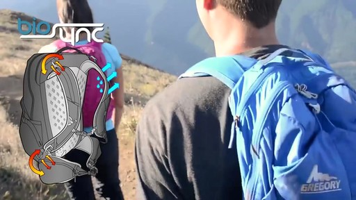 Gregory Maya & Miwok Backpacks - image 3 from the video