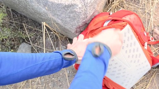 Gregory Maya & Miwok Backpacks - image 5 from the video