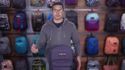 JanSport - Right Pack Digital Backpack - image 1 from the video