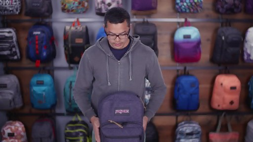 JanSport - Right Pack Digital Backpack - image 10 from the video