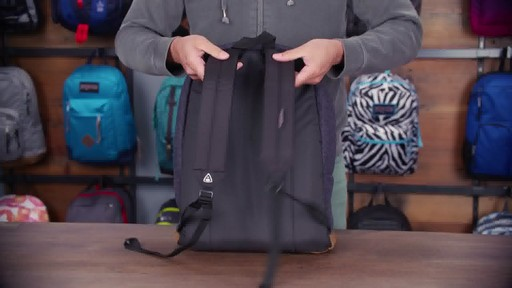 JanSport - Right Pack Digital Backpack - image 4 from the video