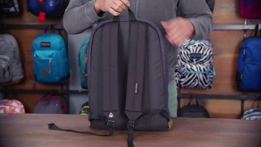 JanSport - Right Pack Digital Backpack - image 5 from the video